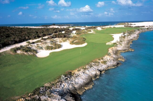 Sandals Emerald Reef Golf Course in Great Exuma : Travel