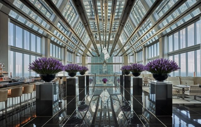 North America's Tallest Hotel Opens - Four Seasons Hotel