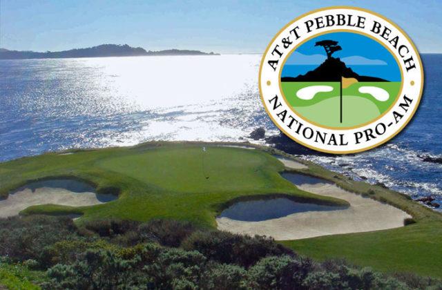 At T Pebble Beach Pro Am